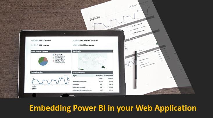 PowerBI Embedded - App Owns Data -