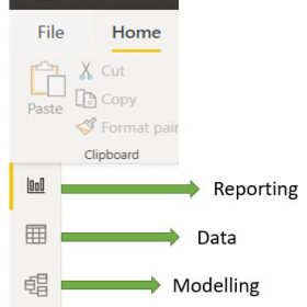 Import into Power BI Desktop