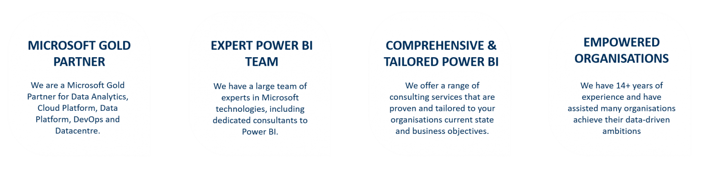 why you should choose Adatis for Power BI, experts and tailored services