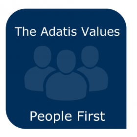 Adatis People First Value